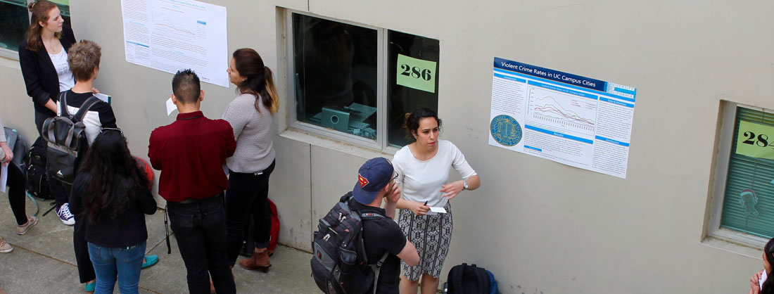 student research poster sessions
