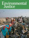 Article by Gillian Moise published in Environmental Justice