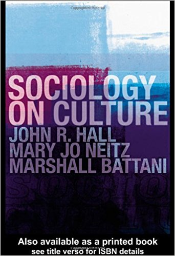 Sociology on Culture